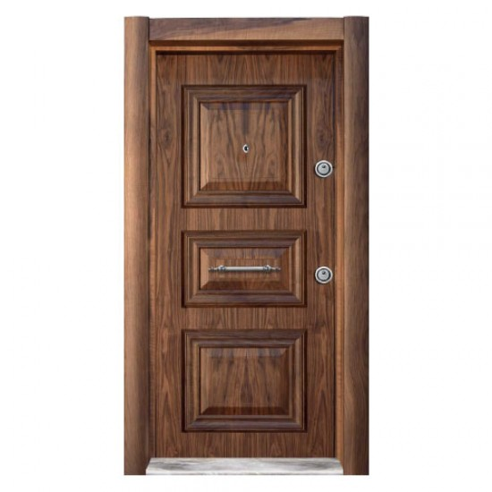 Luxury Embossed Doors - Beech - American Walnut Tree - SCK.104