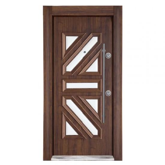 Luxury Embossed Doors - Walnut Tree - SCK.102
