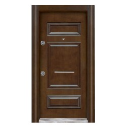 Luxury Embossed Doors - Walnut Tree - SCK.105