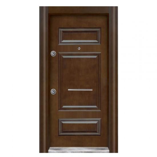 Luxury Embossed Doors - Walnut Tree - SCK.105