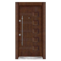Luxury Embossed Doors - Walnut Tree - SCK.106
